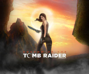 Shadow Of The Tomb Raider - Becoming a Tomb Raider by vinycalheiros