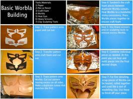 Basic Worbla Building Tutorial by cheerykokiri