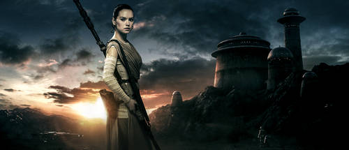 Star Wars Saga - Rey Cover by EversonTomiello