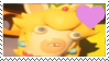 [STAMP] Rabbid Peach by Freakova