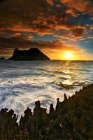 Coral sunrise by MarcioCabral