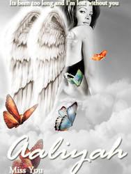 Aaliyah: Miss you by staroftheworld