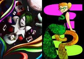 Mad Girls by s-azma