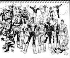 Legion Designs by manapul