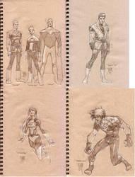 Legion Designs 3 by manapul