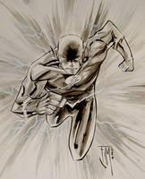 Flash Sketch by manapul