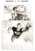 Adventure Comics 1 pg 4 by manapul