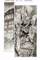 Superman Batman pg 15 by manapul