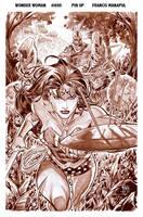 Wonder Woman 600 by manapul
