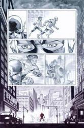 Flash 10 pg 12 by manapul