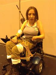 Reboot Lara Croft 2 - Birmingham Comic Con 2016 by KateRSykes