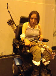 Reboot Lara Croft 3 - Birmingham Comic Con 2016 by KateRSykes