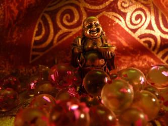 Buddha by LadyMalvoliosander