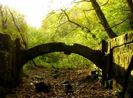 Indeterminate arch by LadyMalvoliosander