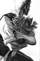 Flowers guy by LorenzoMartini
