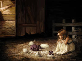 Hatching by csgirl
