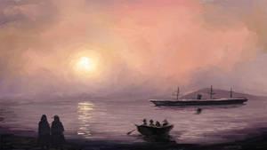 Blacksod Bay by csgirl