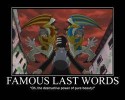 Famous Last Words by Kilama