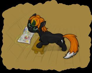 Ponysona - Tales by Kilama