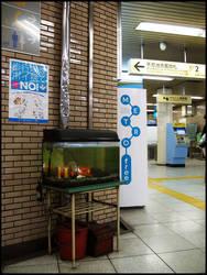 JP06 Fishtank by omuraisu