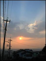 JP06 Sunset II by omuraisu