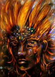 Universal imprints of wisdom by LouisDyer