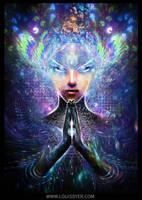 Multidimensional Prayer by LouisDyer