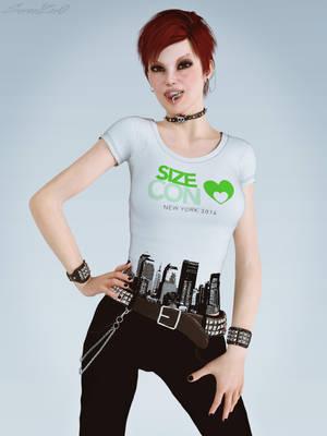 SizeCon Promo #3 by SorenZer0