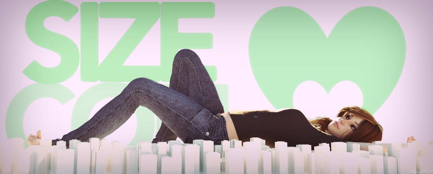 SizeCon Daydream by SorenZer0