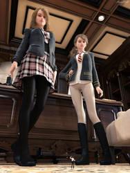 Headmistress by SorenZer0