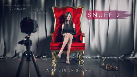 Snuff 2 - Available Now! by SorenZer0