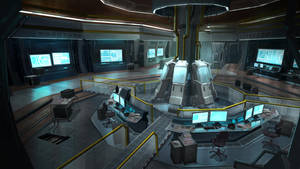 Sci-fi Lab by jimmyjimjim