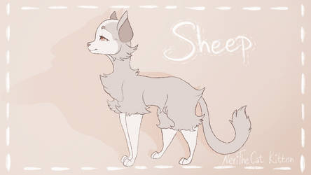 Sheep . OC  by NeriTheKitten