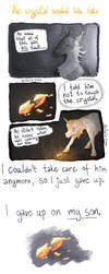 Crystal sealed fate (NT : SON mini comic) by NeriTheKitten