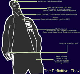 The definitive chav by eye-max