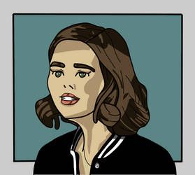 Jemma Simmons #2 - Agents of Shield by Artsomethingx
