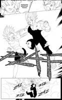 Dragon Ball Multiverse Son Bra vs Vegeta by Raliuga999