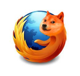 Firedoge web browser. by ZealousChampion