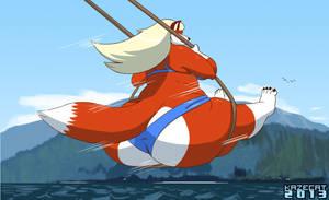 Big Swing by Kazecat