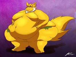 Thats a big Jolty by Kazecat