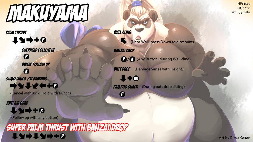 Makuyama Release!! by Kazecat