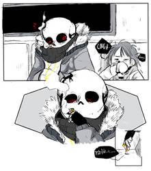 Dre comic by MUSTACHEfreak