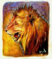 Lionheart by Hoshiko91