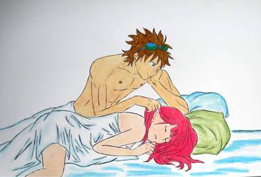 akaiki sleep by mardokk5