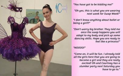 Ballerina Swap Request by CourtneyCaptisa
