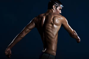 The Swimmer 2 by ekgliam