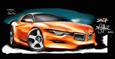 BMW Z3 Render by Dr-GoFast