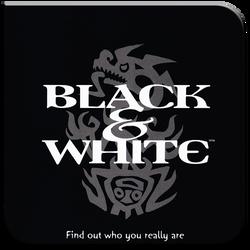 Black  White by BrasterTAG