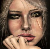 Ciri by Tinchi147