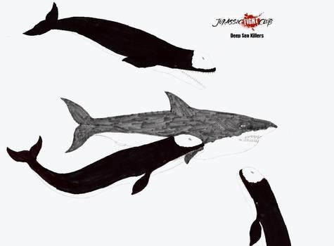 JFC - Deep Sea Killers by RickRaptor105